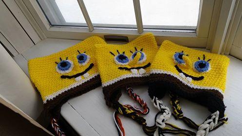 sponge-bob-hats